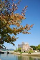 Autumn in Hiroshima.