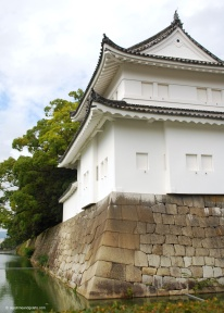 Day 6 begins with a Kyoto city tour. Our first stop was Nijo Castle, which was home to the Tokugawa shogun.